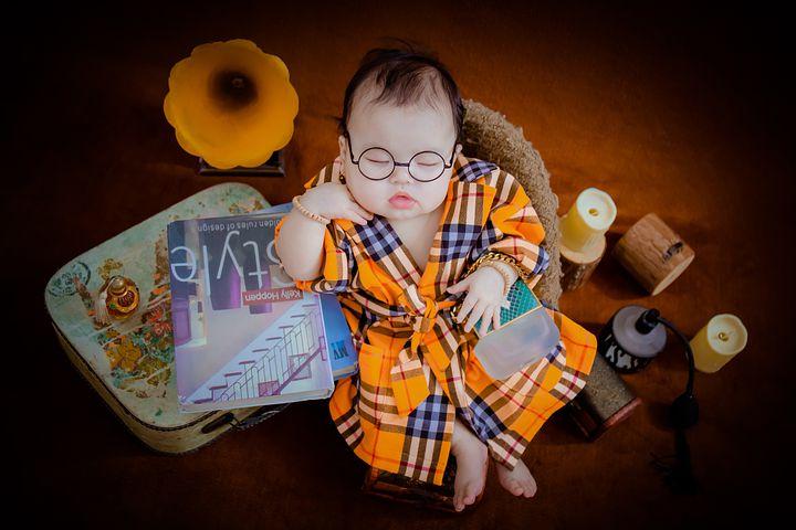 赤ちゃんの夏用パジャマの選び方!夜間の熱中症や寝冷え対策も!