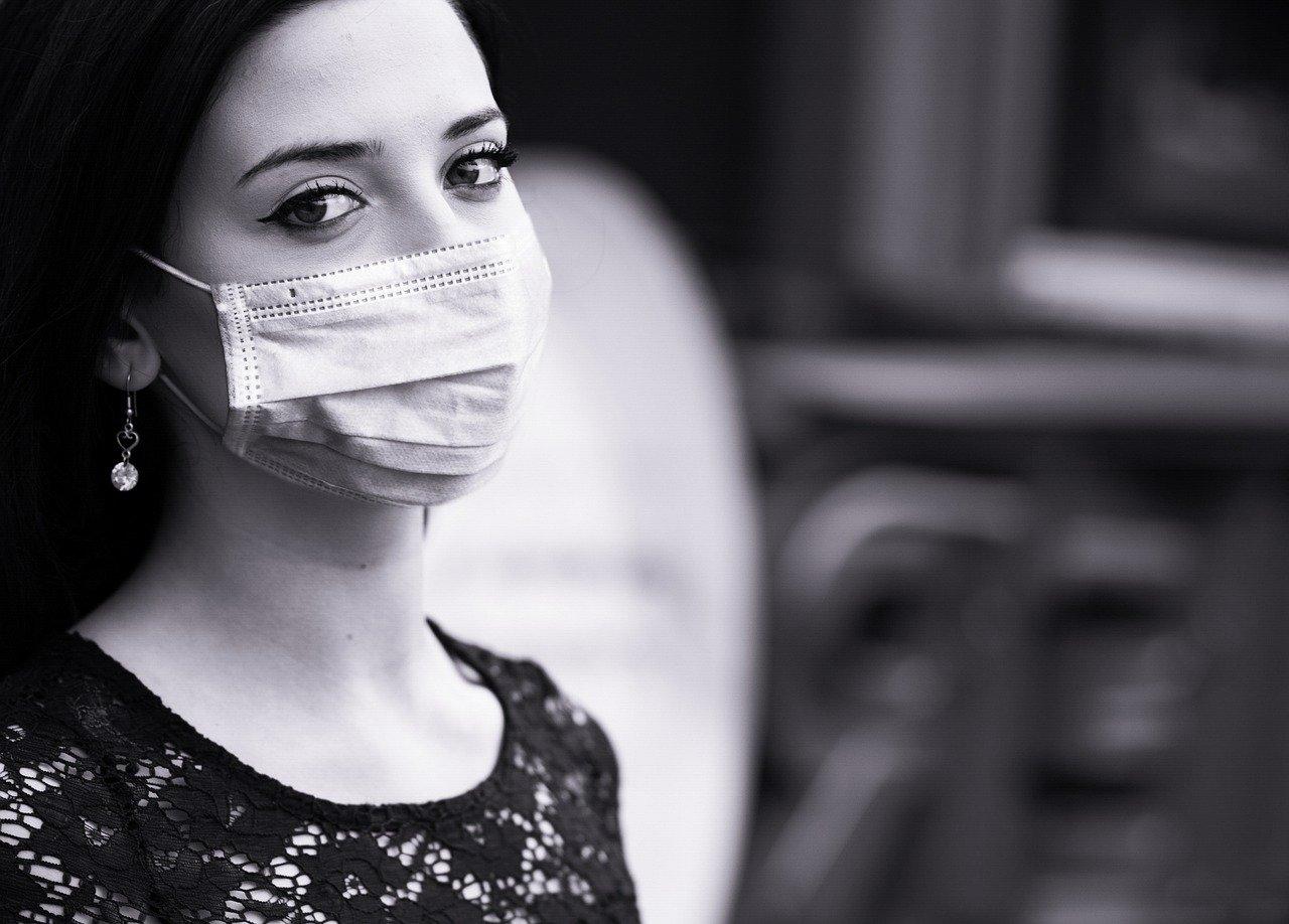ファンデーションマスクにつかない