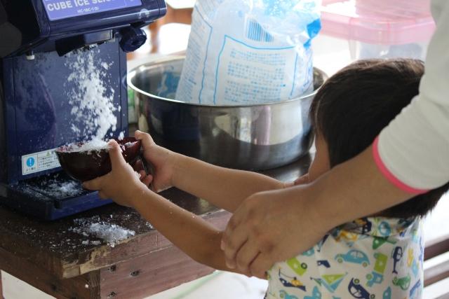 【子供と楽しめる!】かき氷・アイスクリームメーカーおすすめ9選