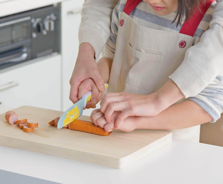 子供用包丁おすすめ11選を年齢別に紹介!子供でも安心して使える!
